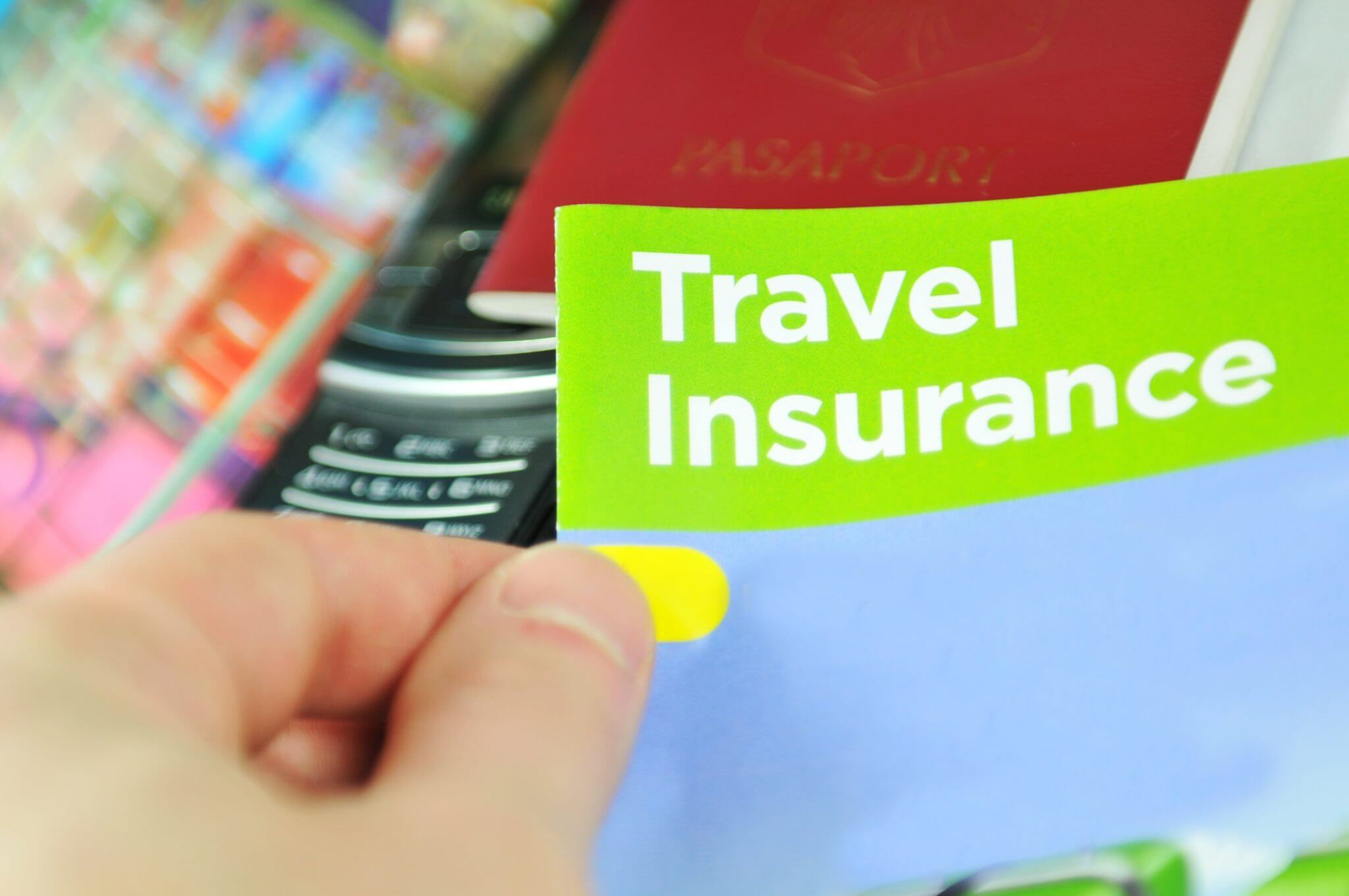 Travel Insurance - brochure picture