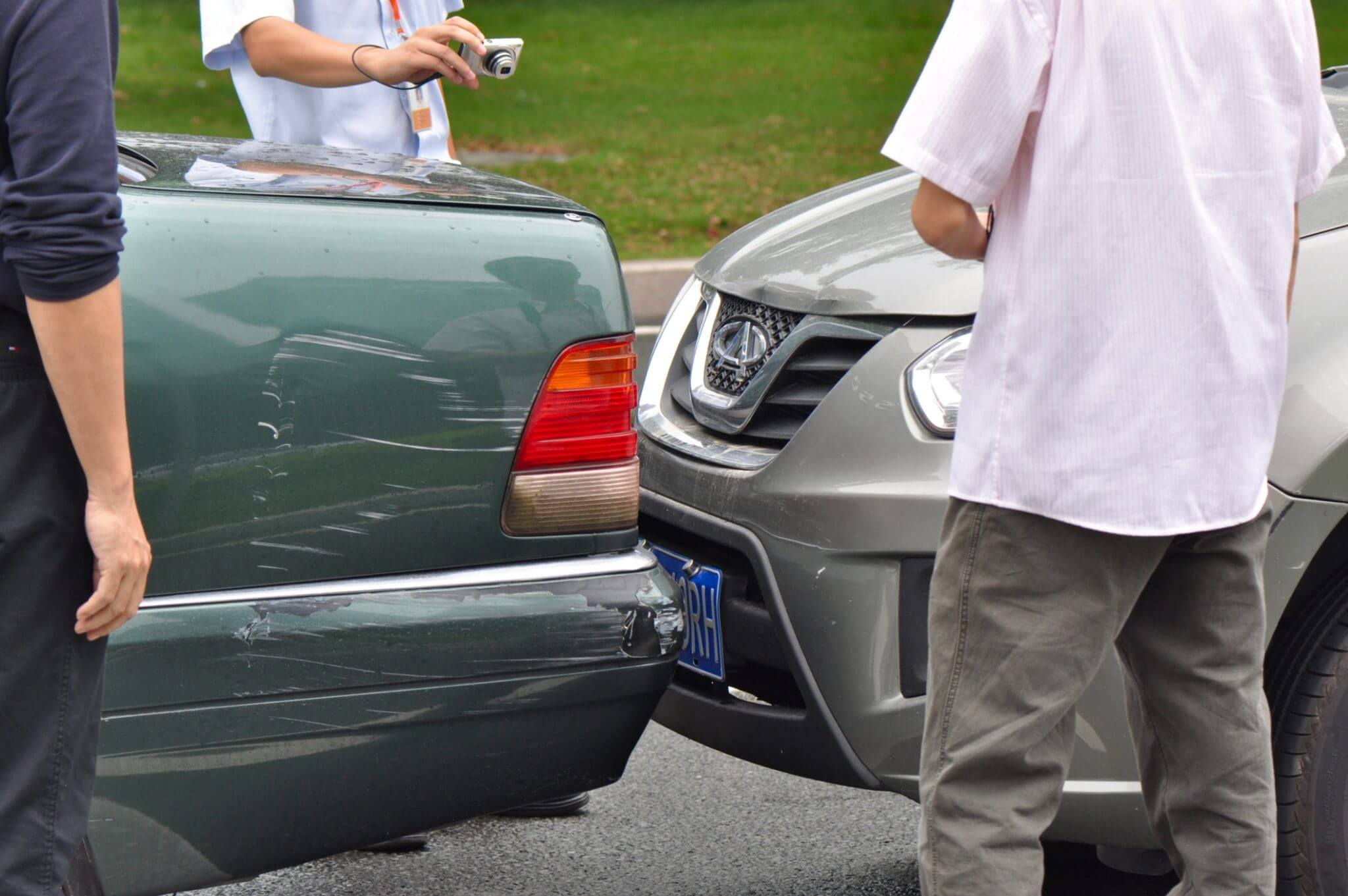 Auto Insurance - Car Accident Photo