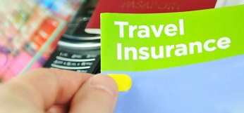 travel insurance graphic in hand